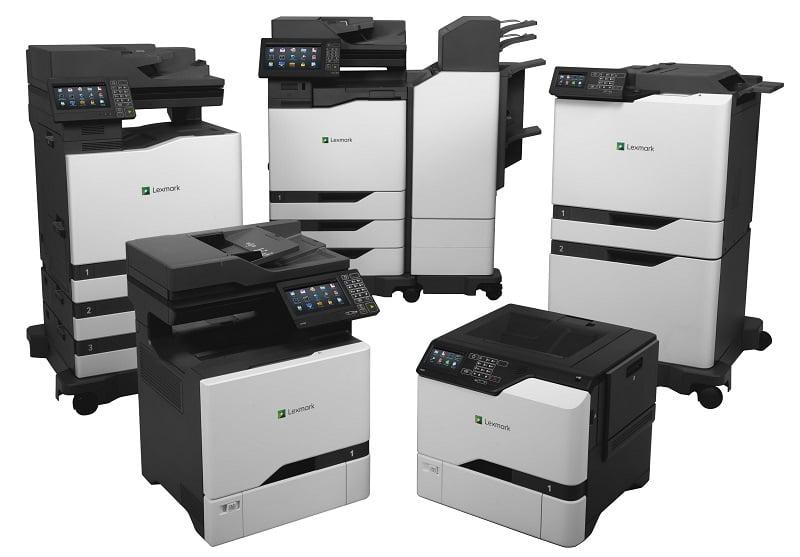 Lexmark drukarki 2016